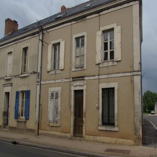 Offres de vente Immeuble Bazouges-sur-le-Loir 72200