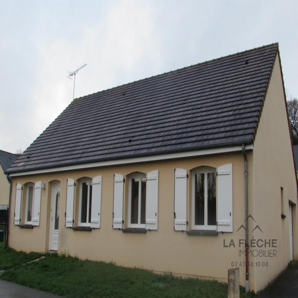 Offres de vente Maison Mareil-sur-Loir 72200