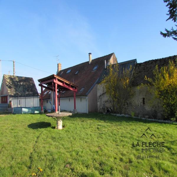 Offres de vente Ferme Courcelles-la-Forêt 72270