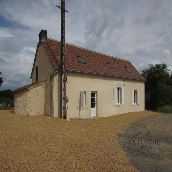 Offres de location Maison Thorée-les-Pins 72800