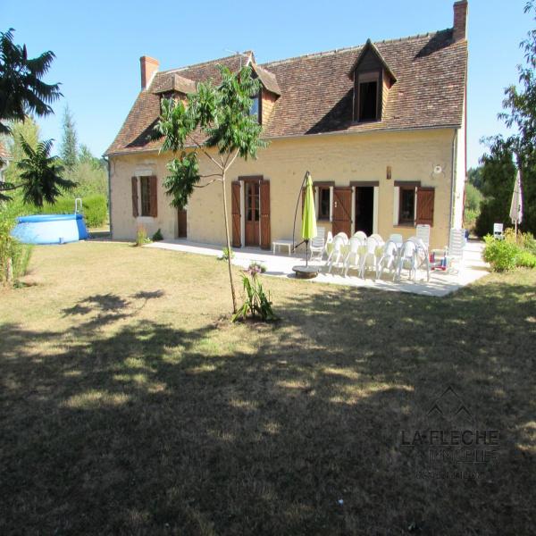 Offres de vente Maison Arthezé 72270