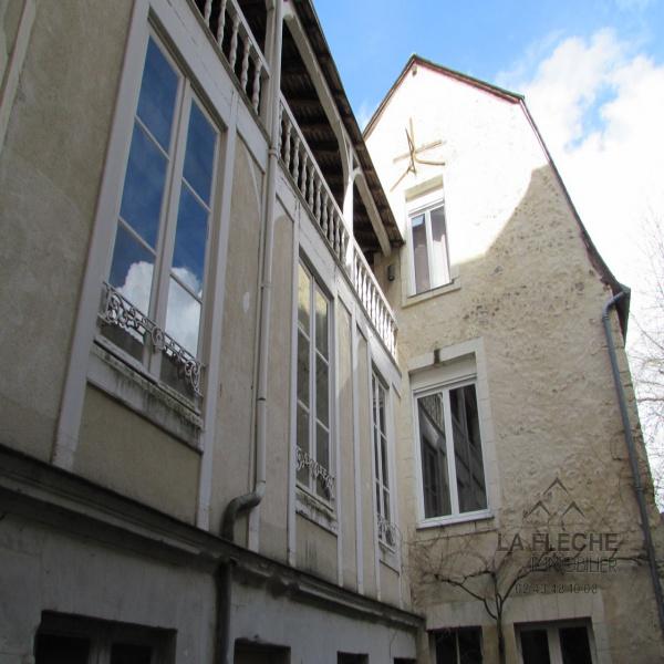 Offres de location Appartement La Flèche 72200