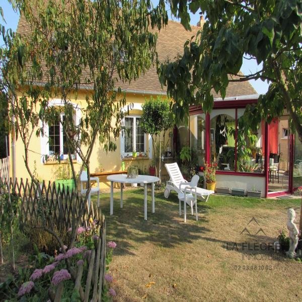 Offres de vente Maison Le Lude 72800