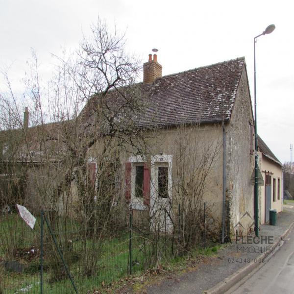 Offres de vente Maison Mézeray 72270