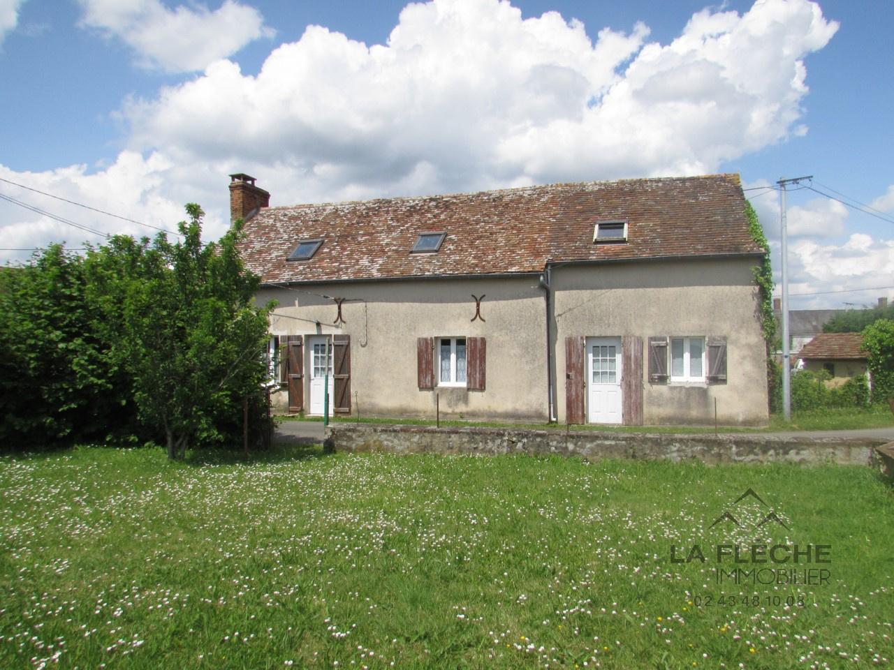 Recherche la fleche immobilier for Maison saint jean lille